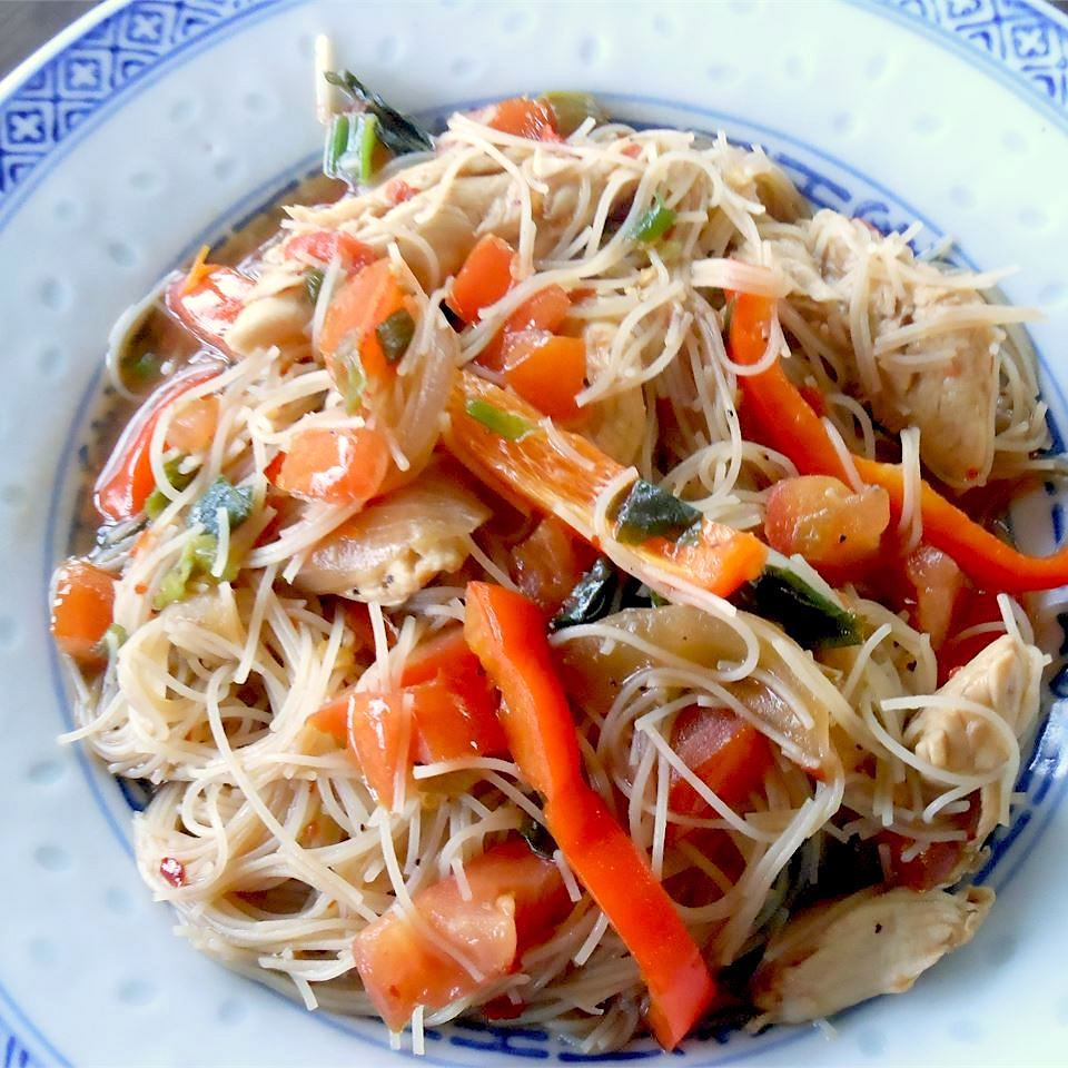 Pad Kee Mow (Drunkard's Noodles)