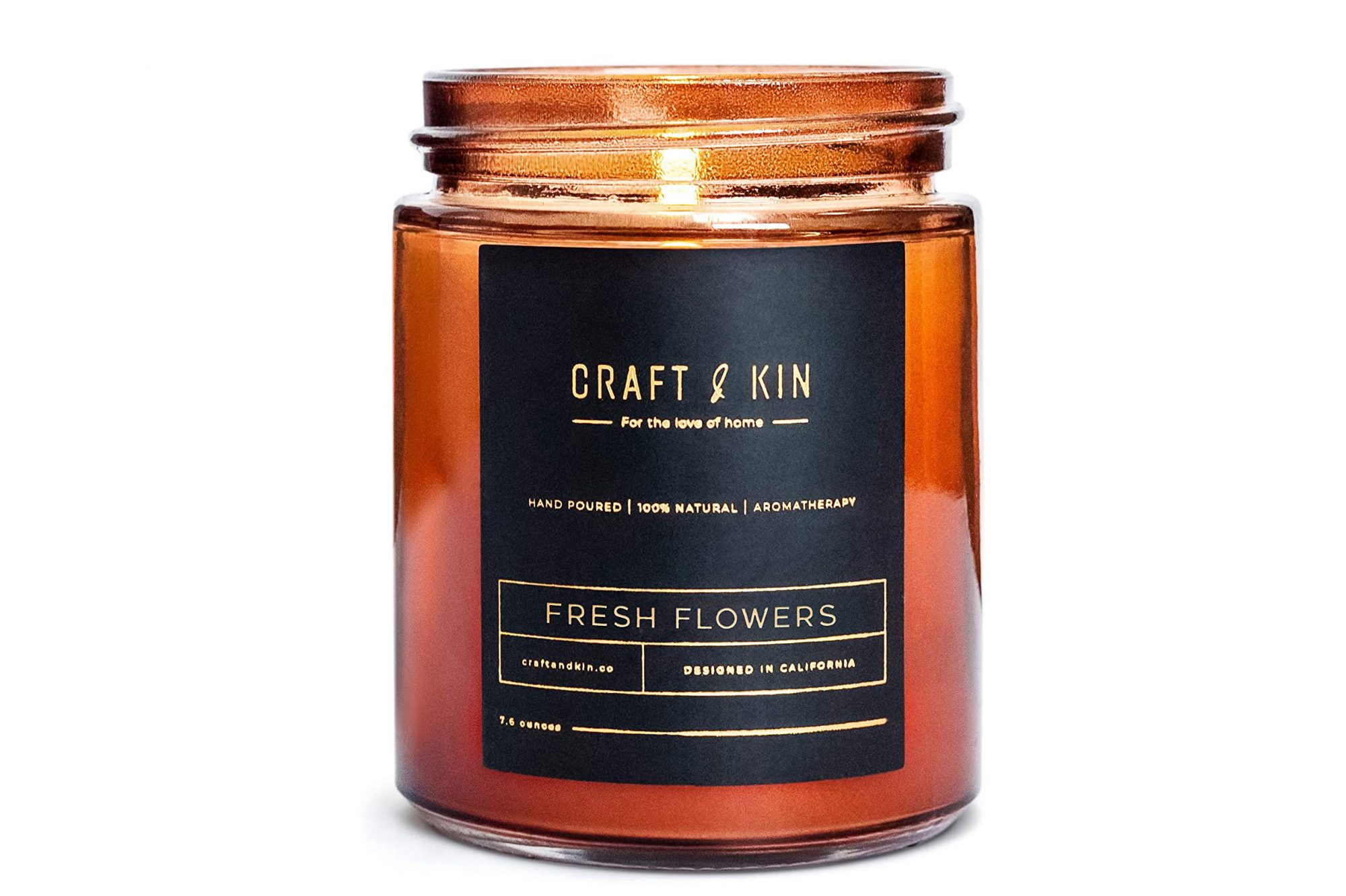 Craft and Kin Candle