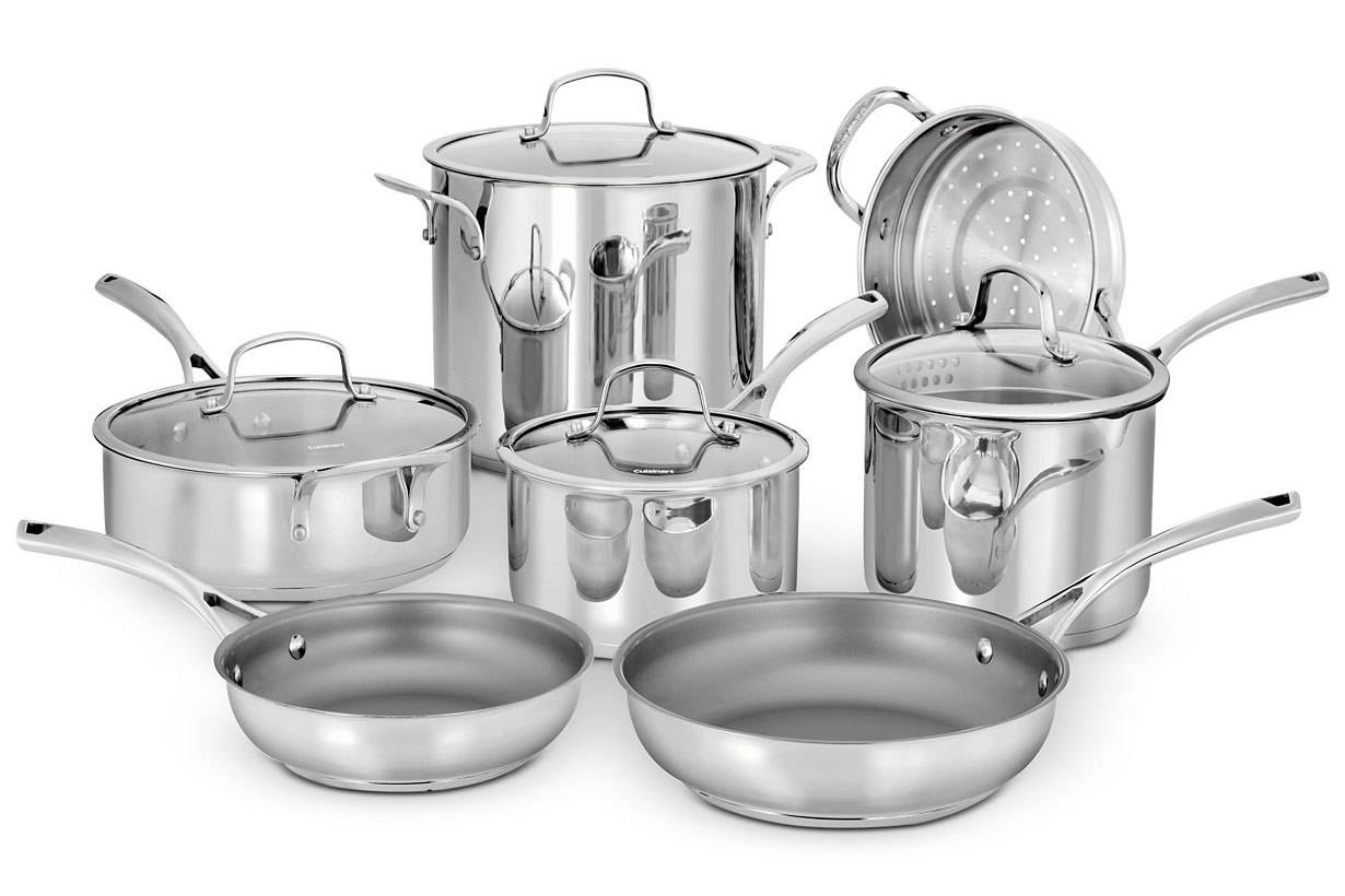 Cuisinart Forever Stainless Collection 11 Piece Set