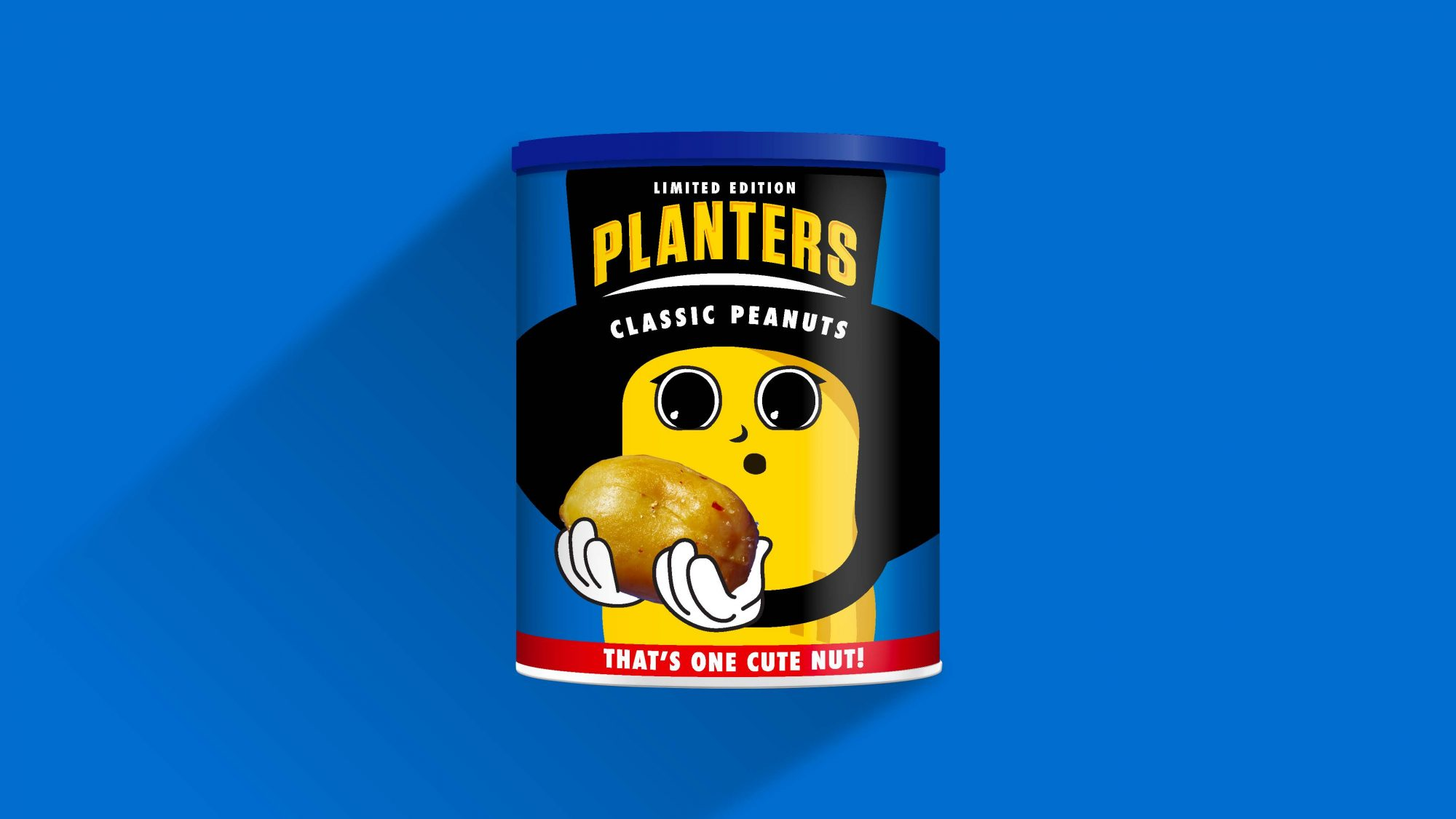 Planters Baby Nut Packaging
