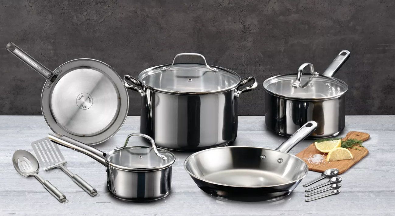 The 6 Best Stainless Steel Cookware Sets To Buy In 2020 Allrecipes