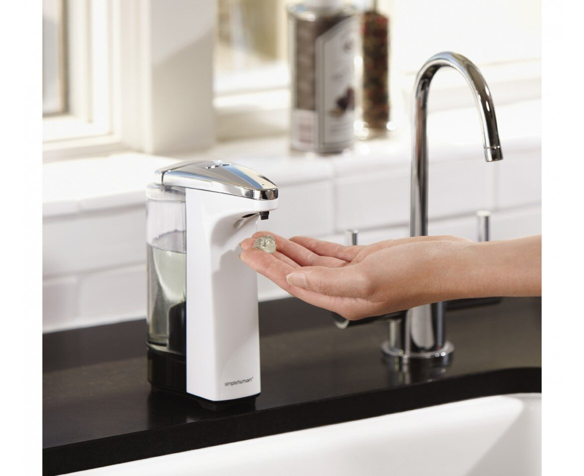 The 6 Best Hands Free Soap Dispensers You Can Buy In 2020 Allrecipes
