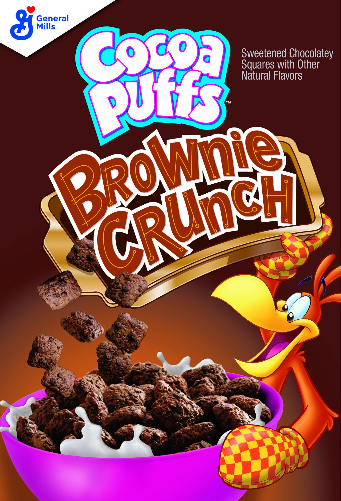 Cocoa Puffs Brownie Crunch
