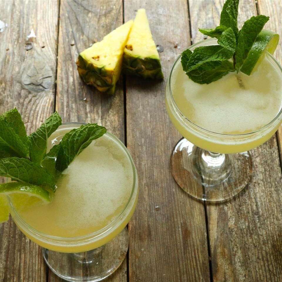 36 tropical drinks and island inspired bites