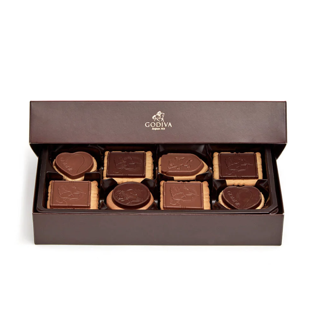 Assorted Chocolate Biscuit Gift Box