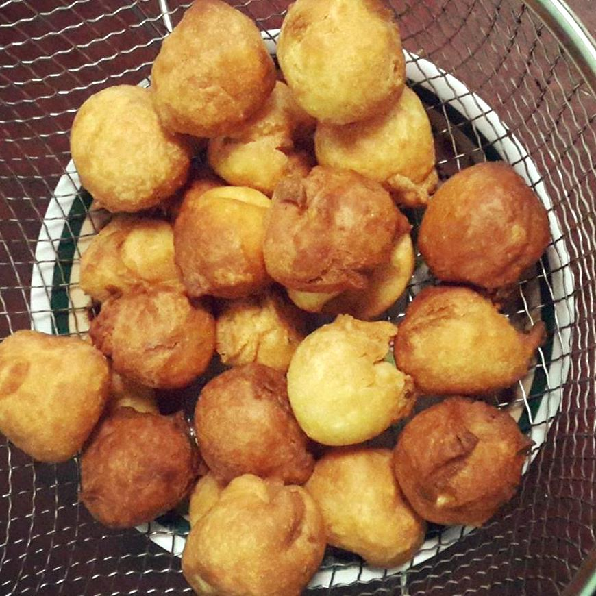 Milky Sweet Fritters