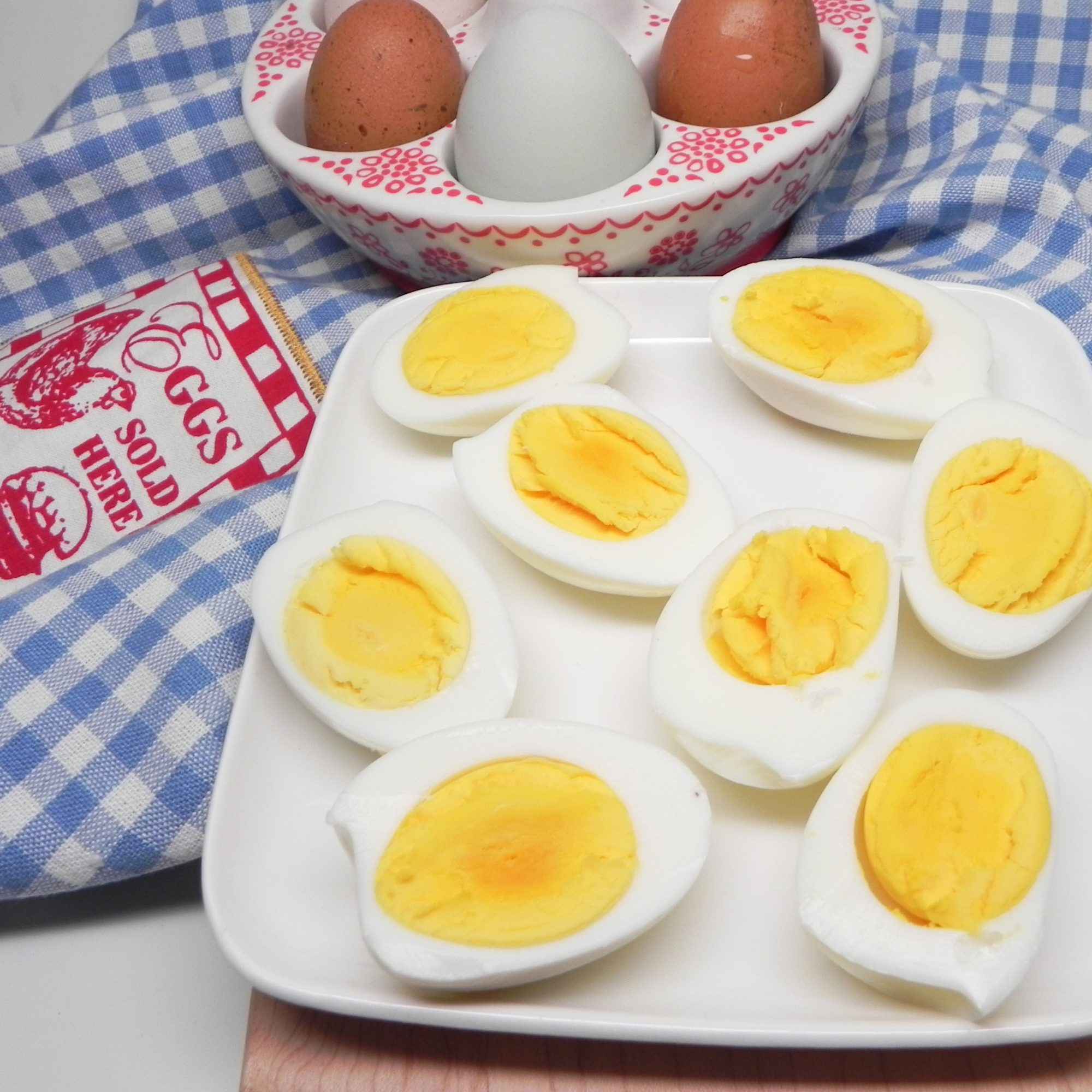 Instant Pot® Hard-Boiled Eggs