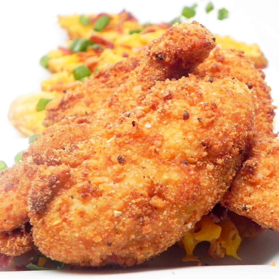 Potato Crunchy Tenders