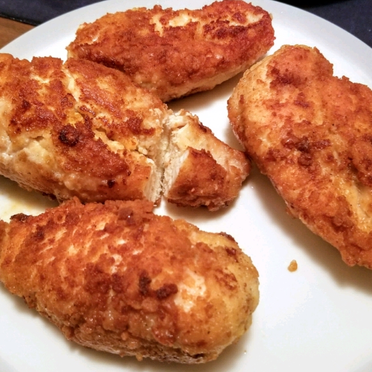 Chicken-Fried Chicken