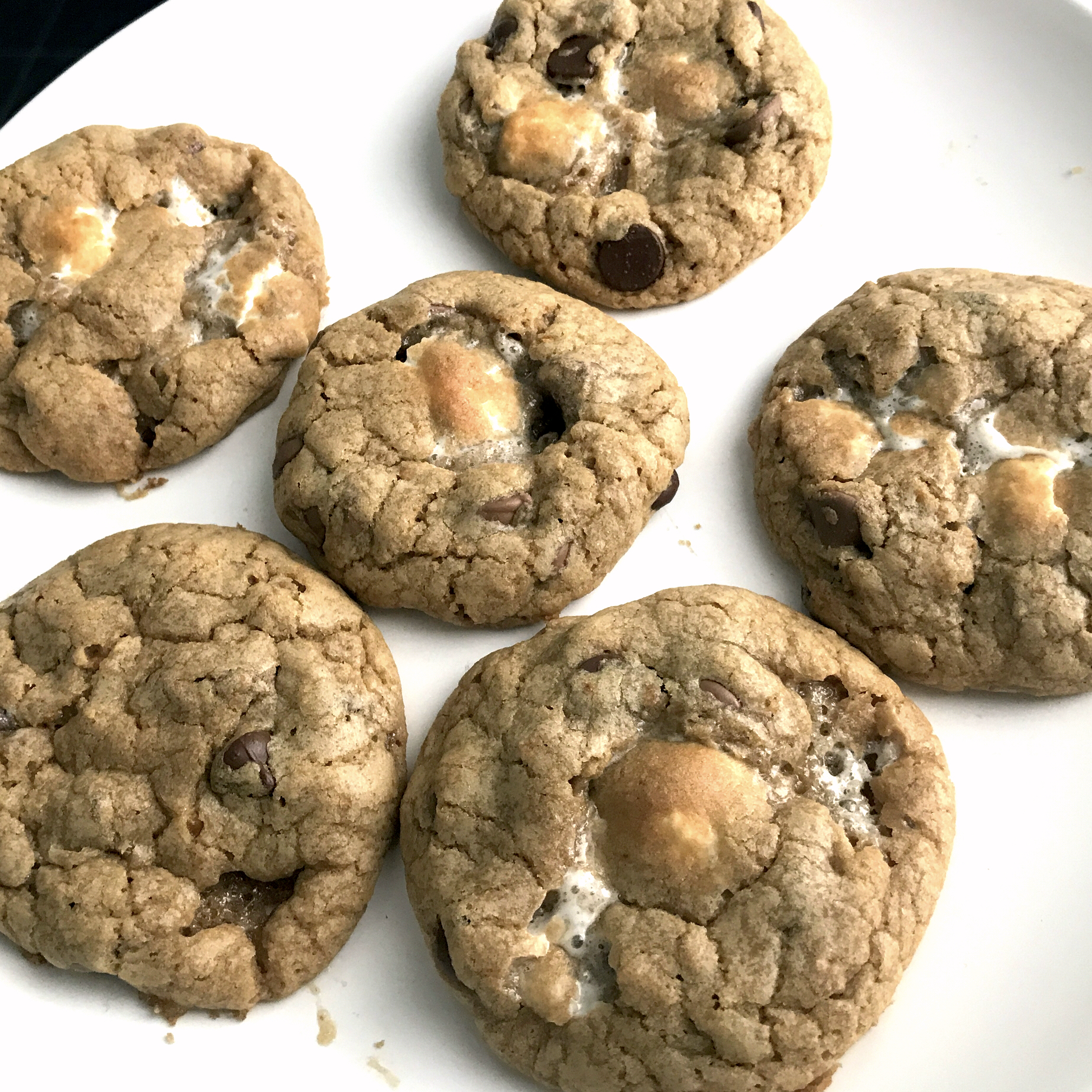 Mighty S'more Cookies