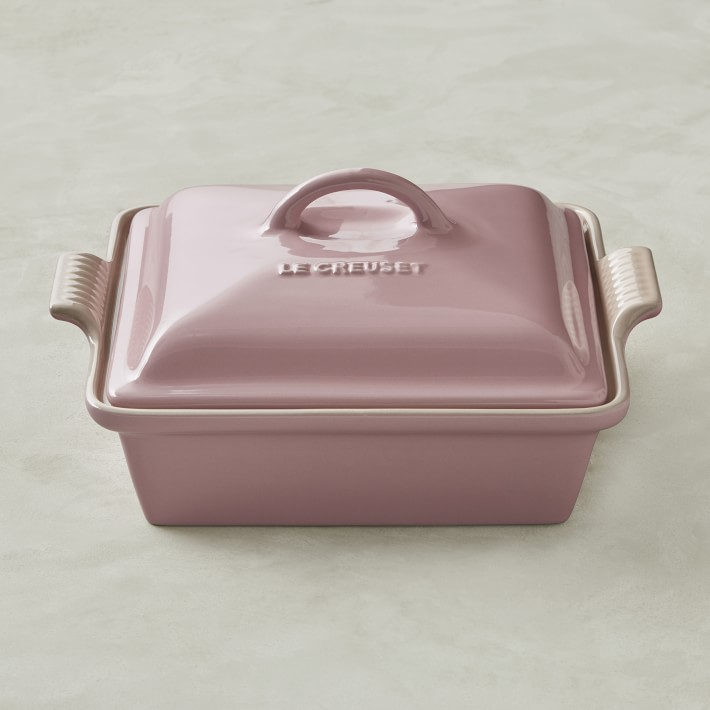 Le Creuset Covered Square Baker