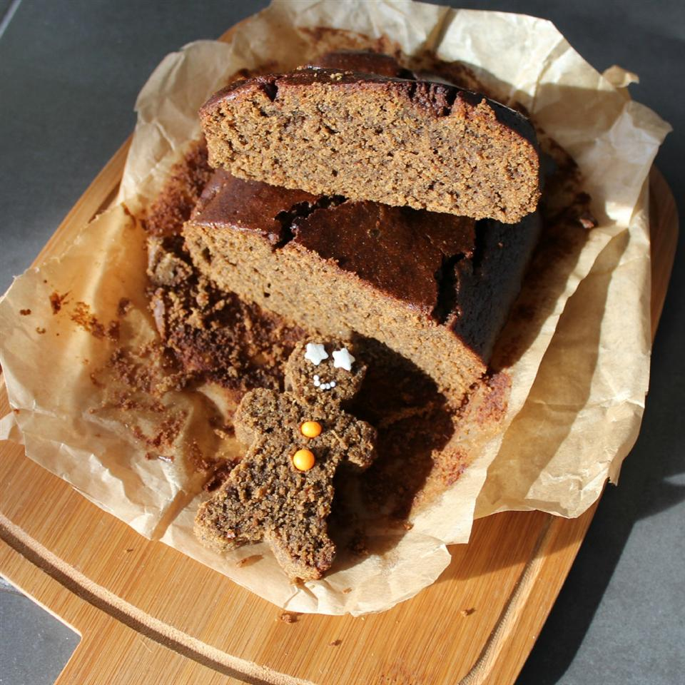 Gingerbread Cake - Vegan and Gluten-Free