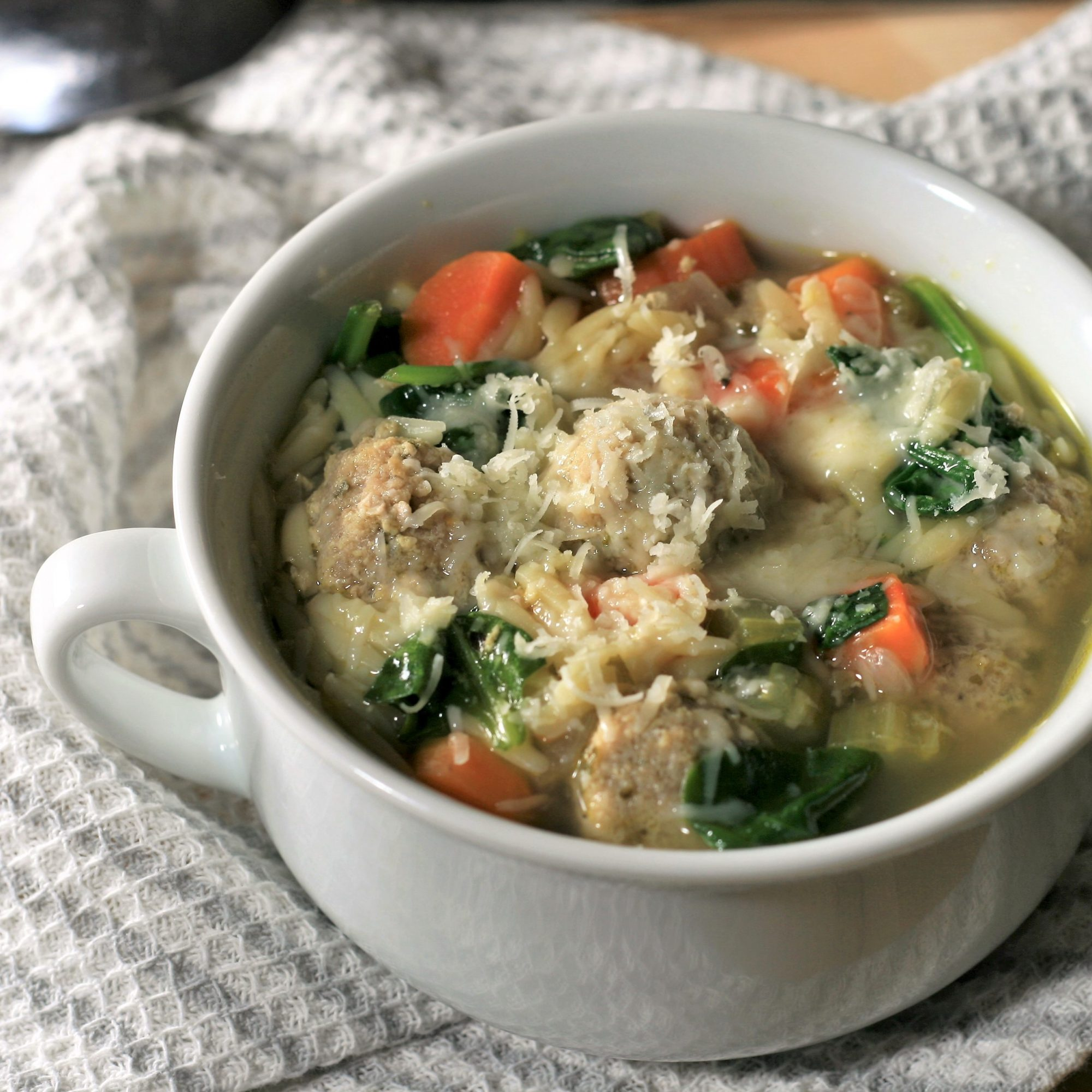 Instant Pot® Italian Wedding Soup