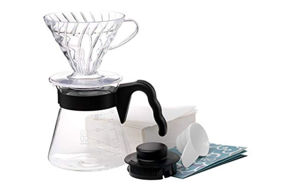 Hario-Pour-Over-Starter-Set-with-Dripper