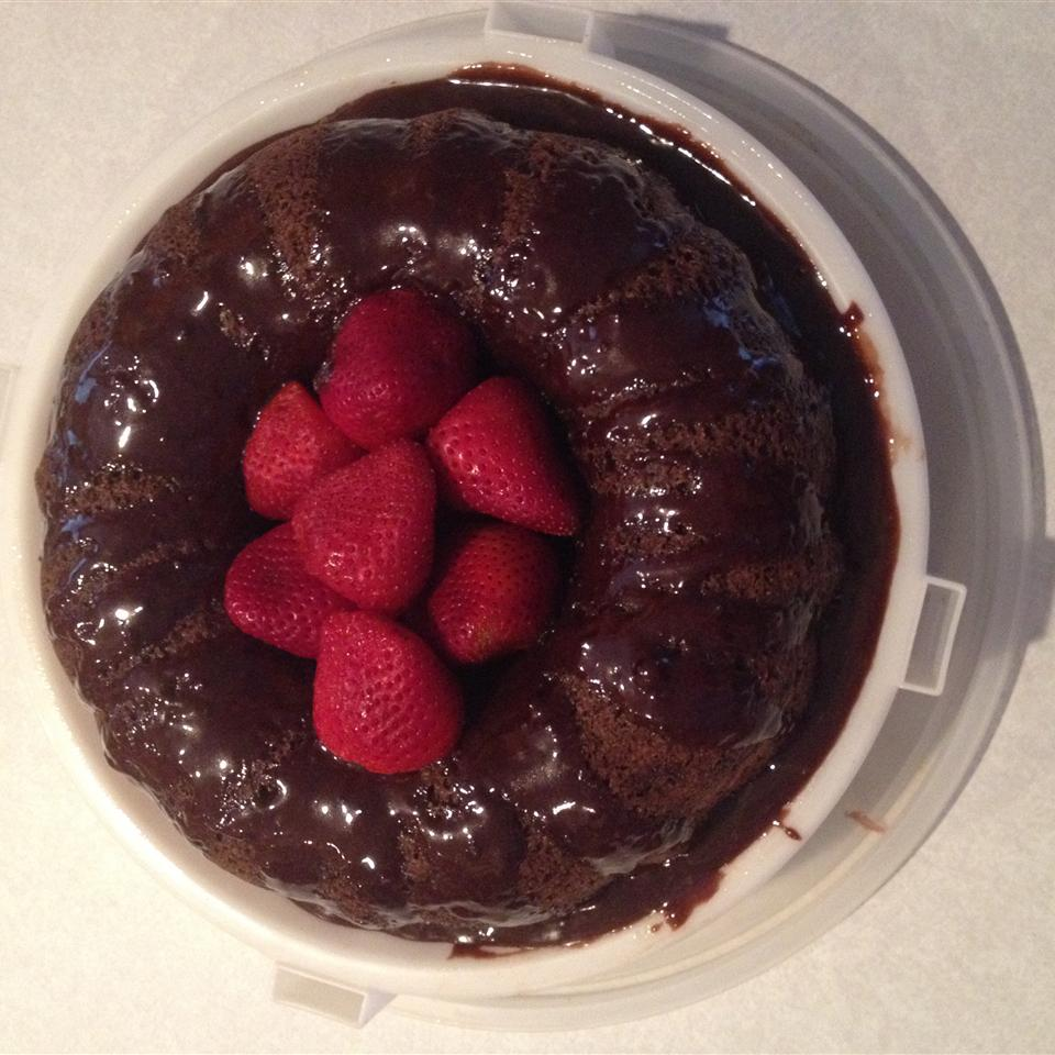 Chocolate Cake From a Mix