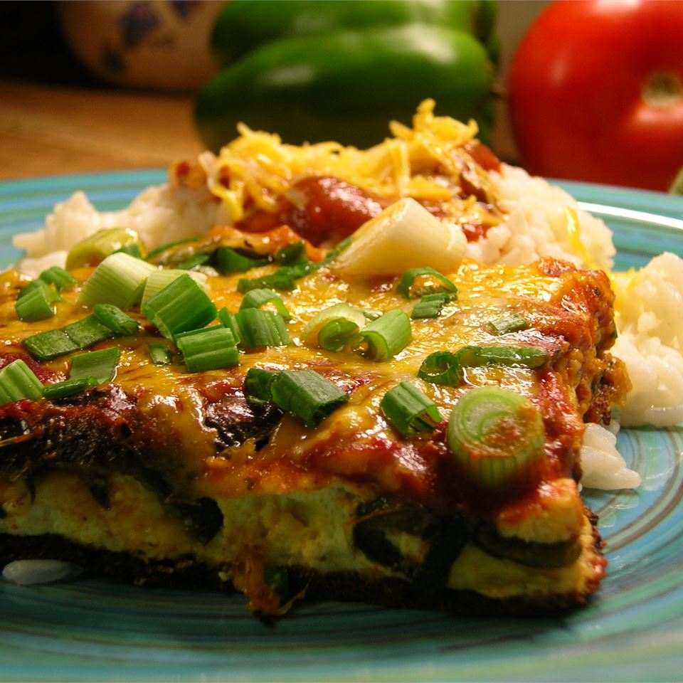 Vegetarian Mexican Main Dishes