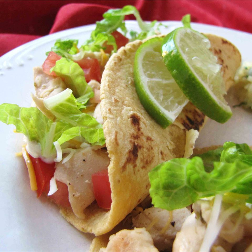 Mexican Chicken Tacos