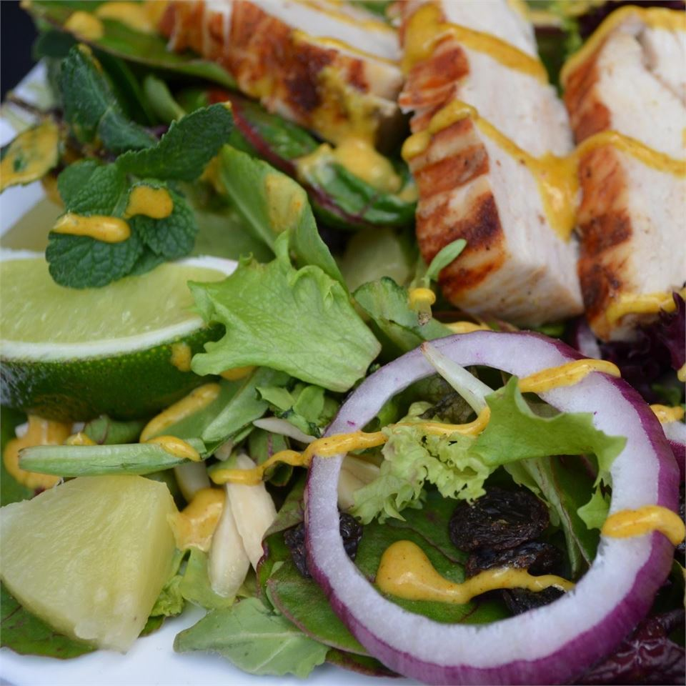 BBQ & Grilled Chicken Salads