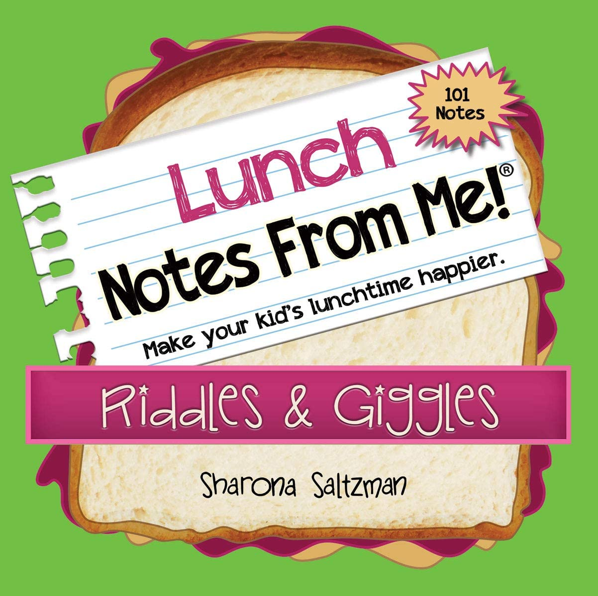 Lunch Notes From Me! Riddles & Giggle