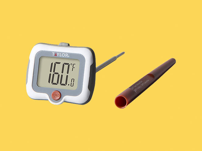 Taylor Precision Products Digital Thermometer, Universal