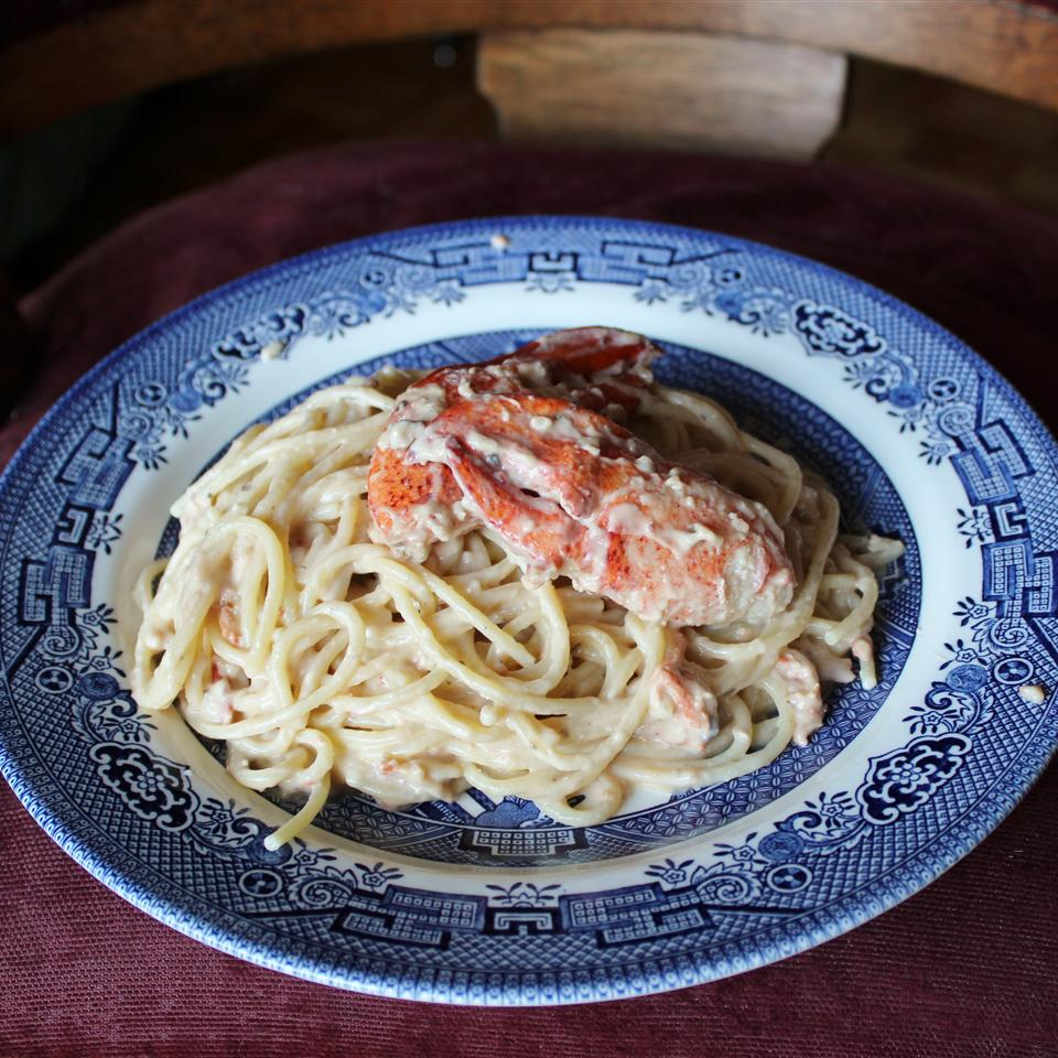 Lobster Mornay Sauce