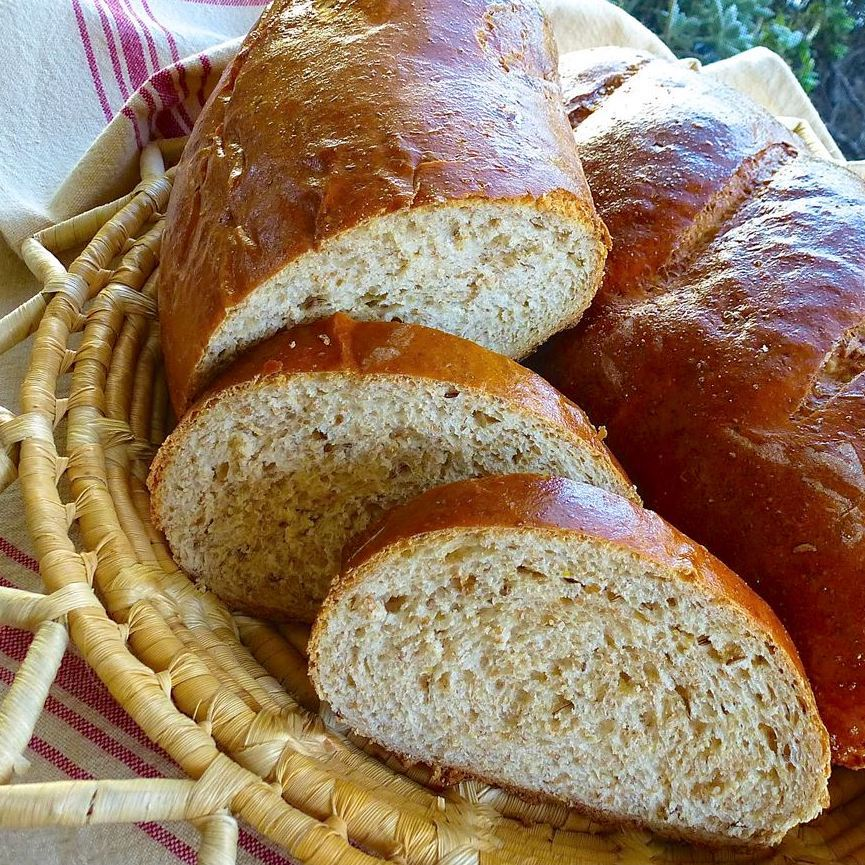 """""""The beer adds another layer of flavor to this rye loaf,"""" says Kitty. HVN5 calls this recipe the best: """"I like the flavor and the texture of the bread, it's light and good. Excellent for Reuben sandwich."""""""