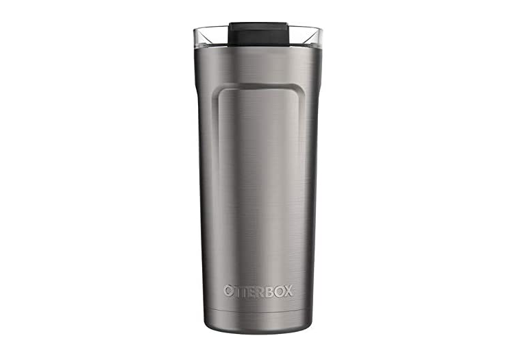 a Otterbox Elevation Tumbler on a white backgroudn