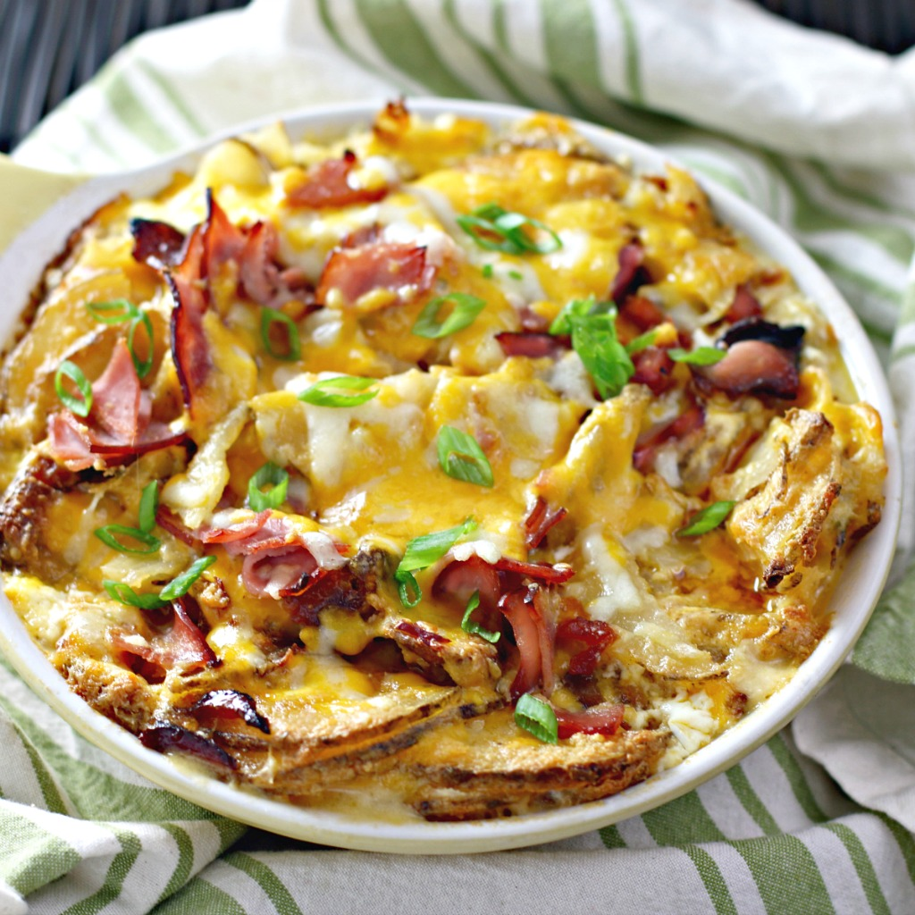 Get More Cheesy Recipes