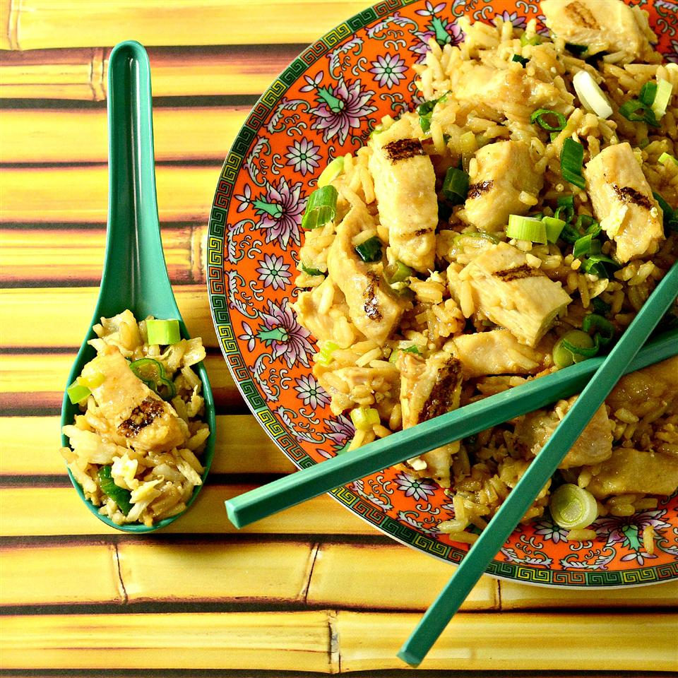 Hibachi-Style Fried Rice
