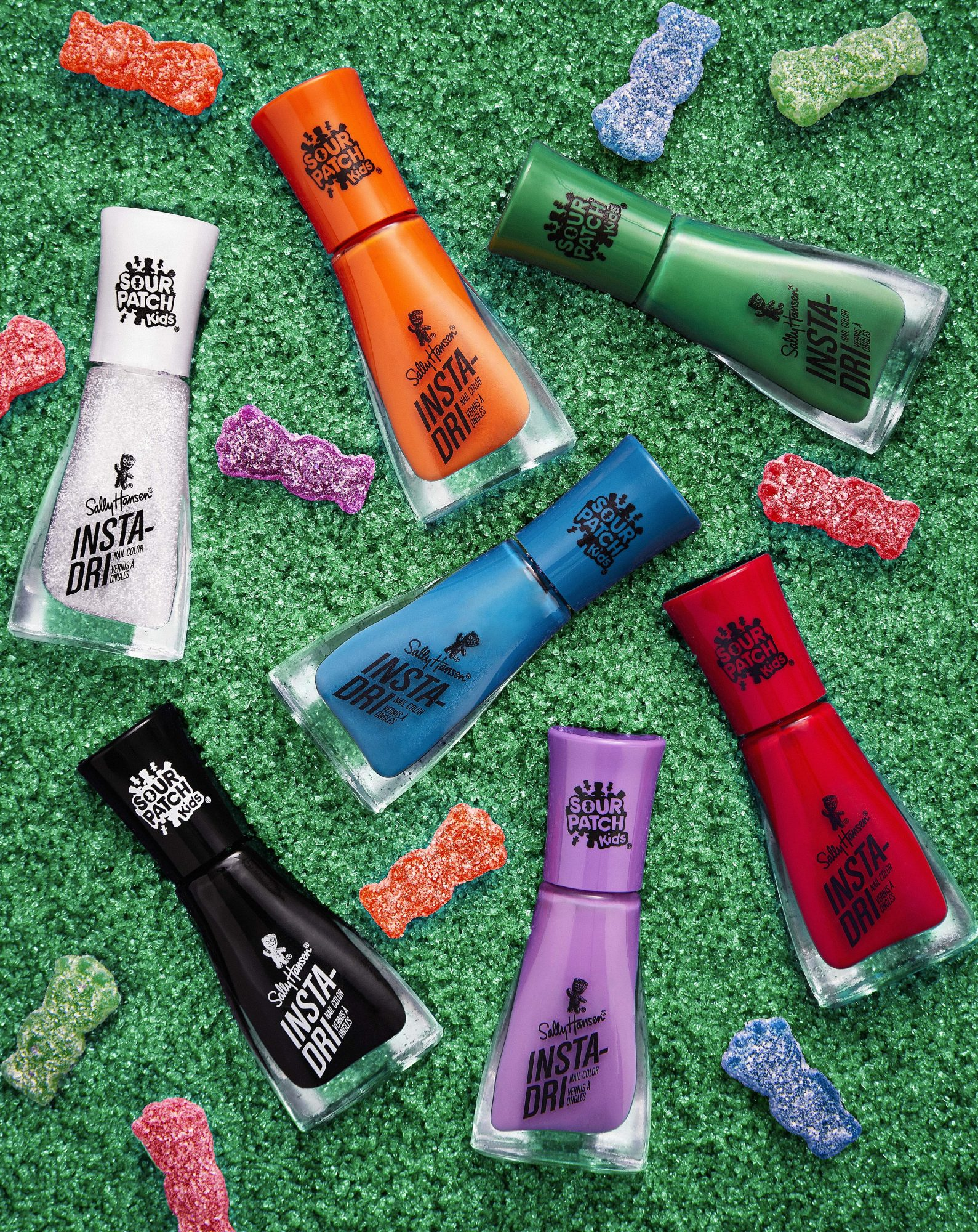 Nail Color Limited Edition Sour Patch Kids Collection