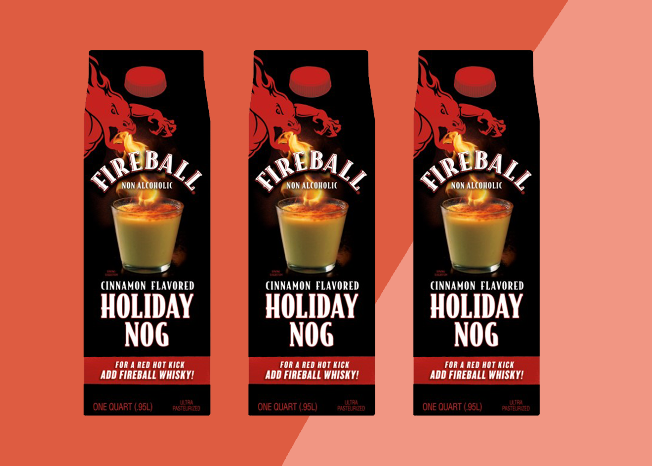 Fireball Holiday Nog