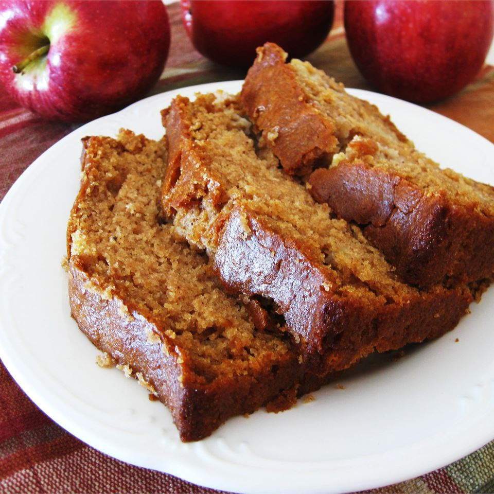 10 Apple Cinnamon Bread Recipes