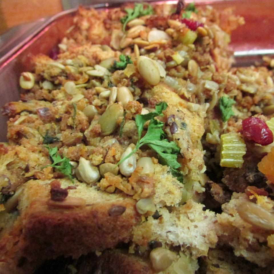 Close up of Happy Hippy Stuffing