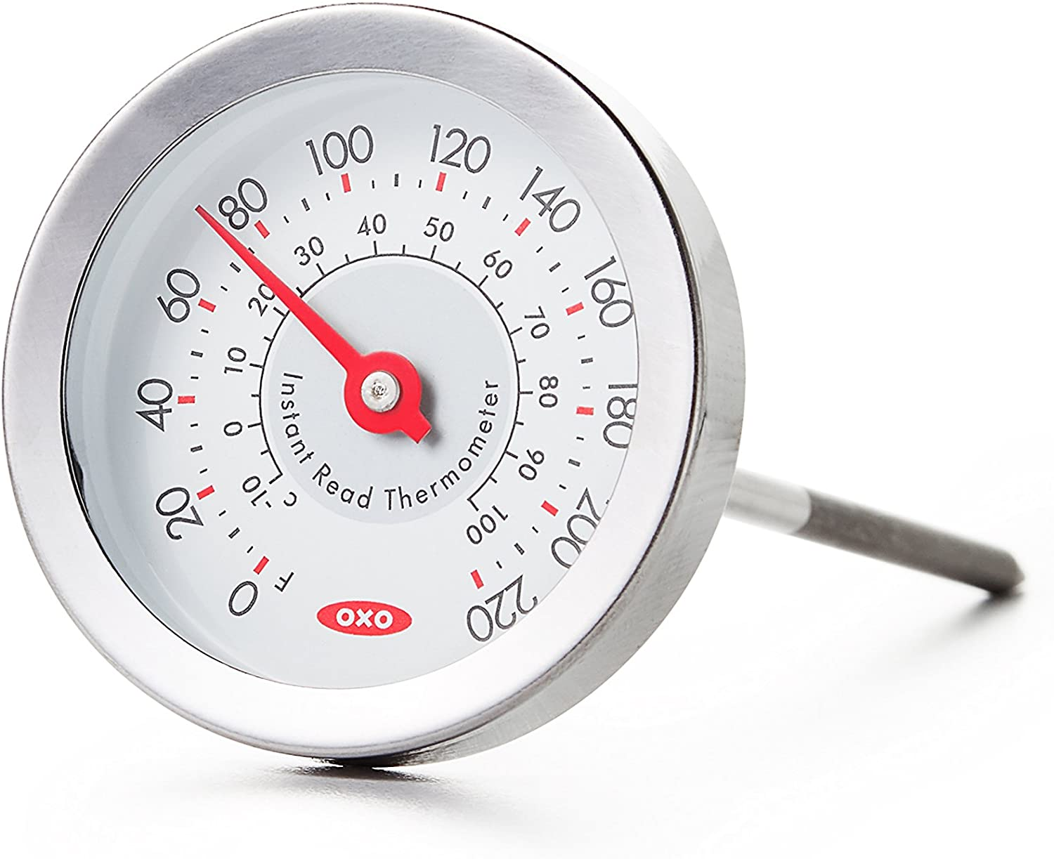 OXO Analog Instant Read Meat Thermometer