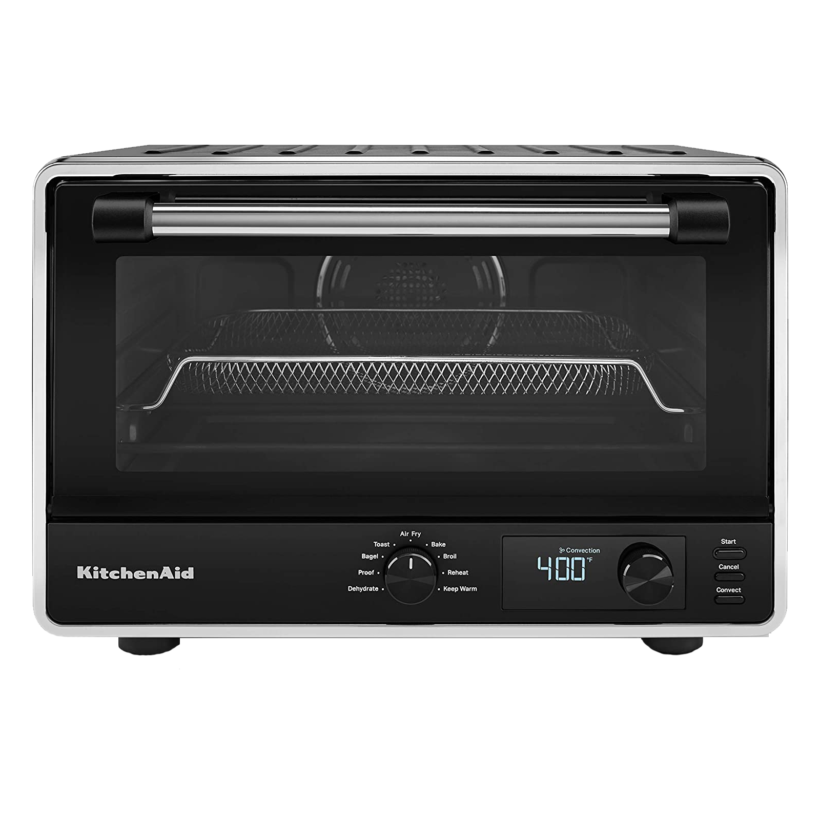 Digital Countertop Oven With Air Fry