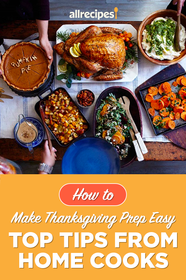 Top Tips From Home Cooks: Thanksgiving Made Easier