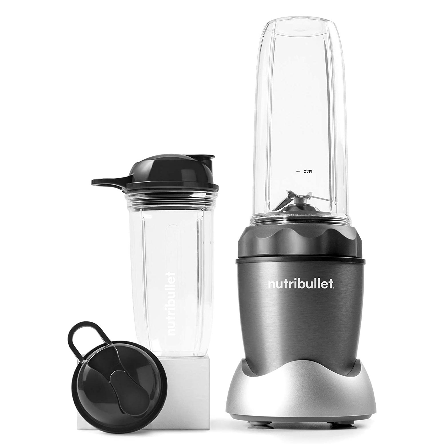 NutriBullet Pro with additional travel cup