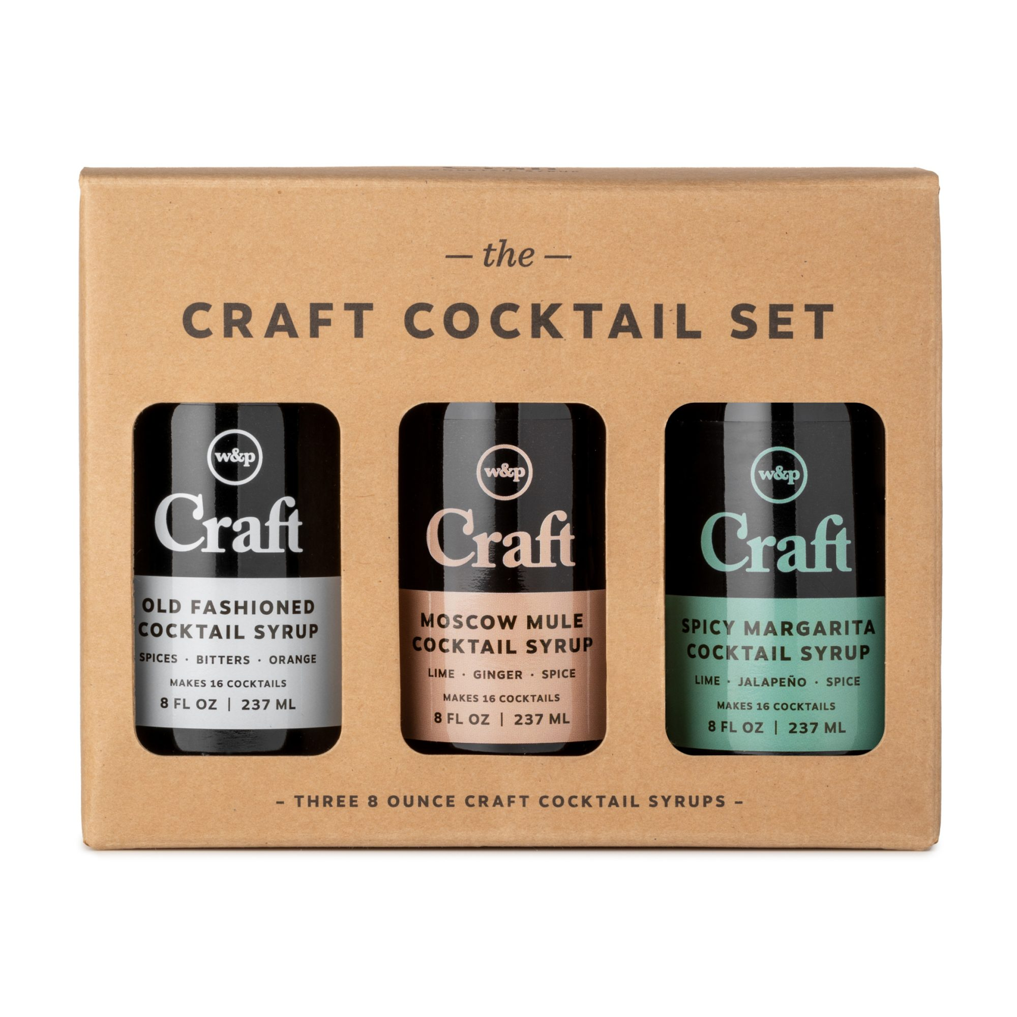 Craft Cocktail Set in a box