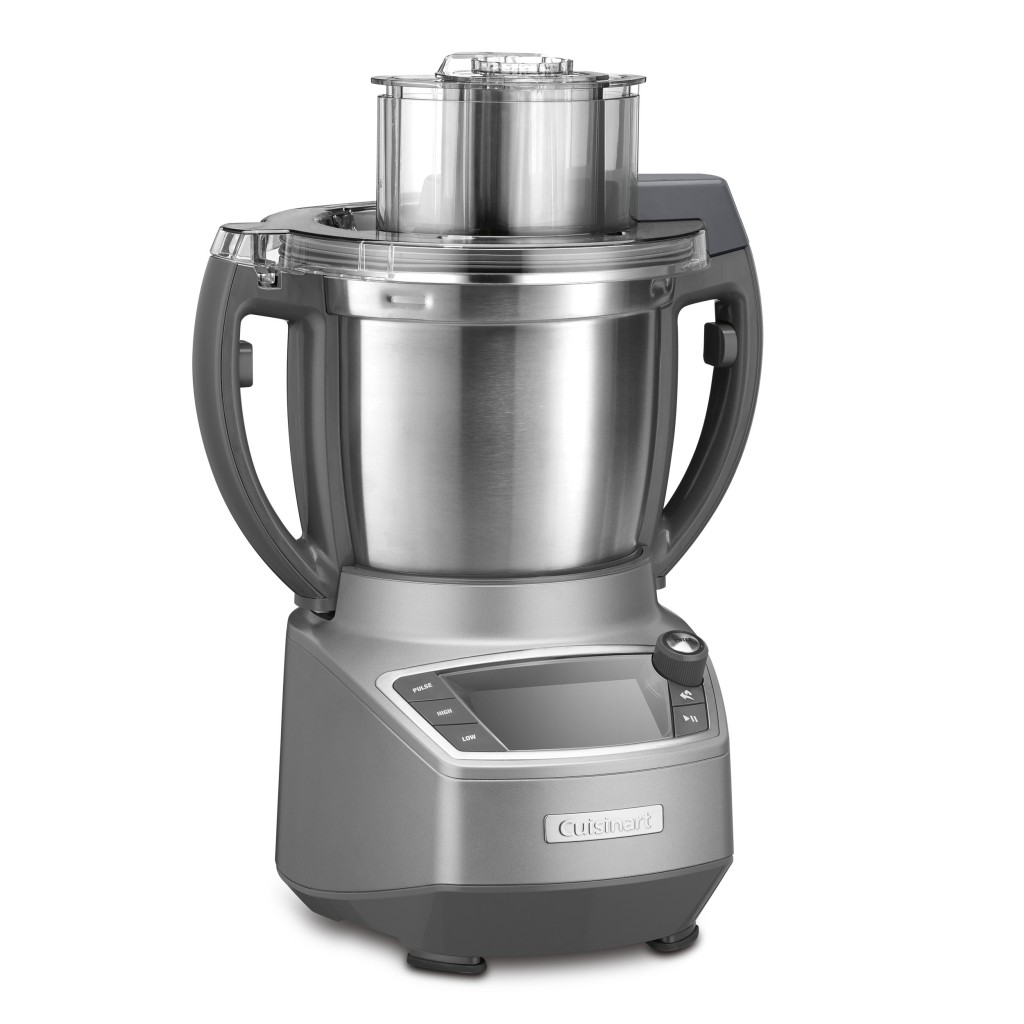 Cuisinart Complete Chef Food Processor with a white background