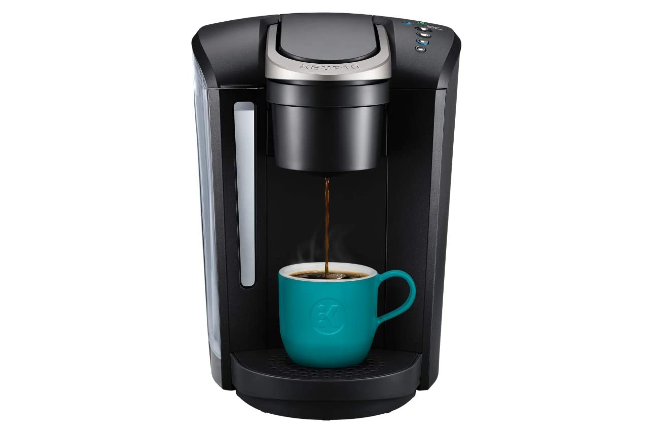 Keurig K-Select Coffee Maker, Single Serve K-Cup Pod Coffee Brewer