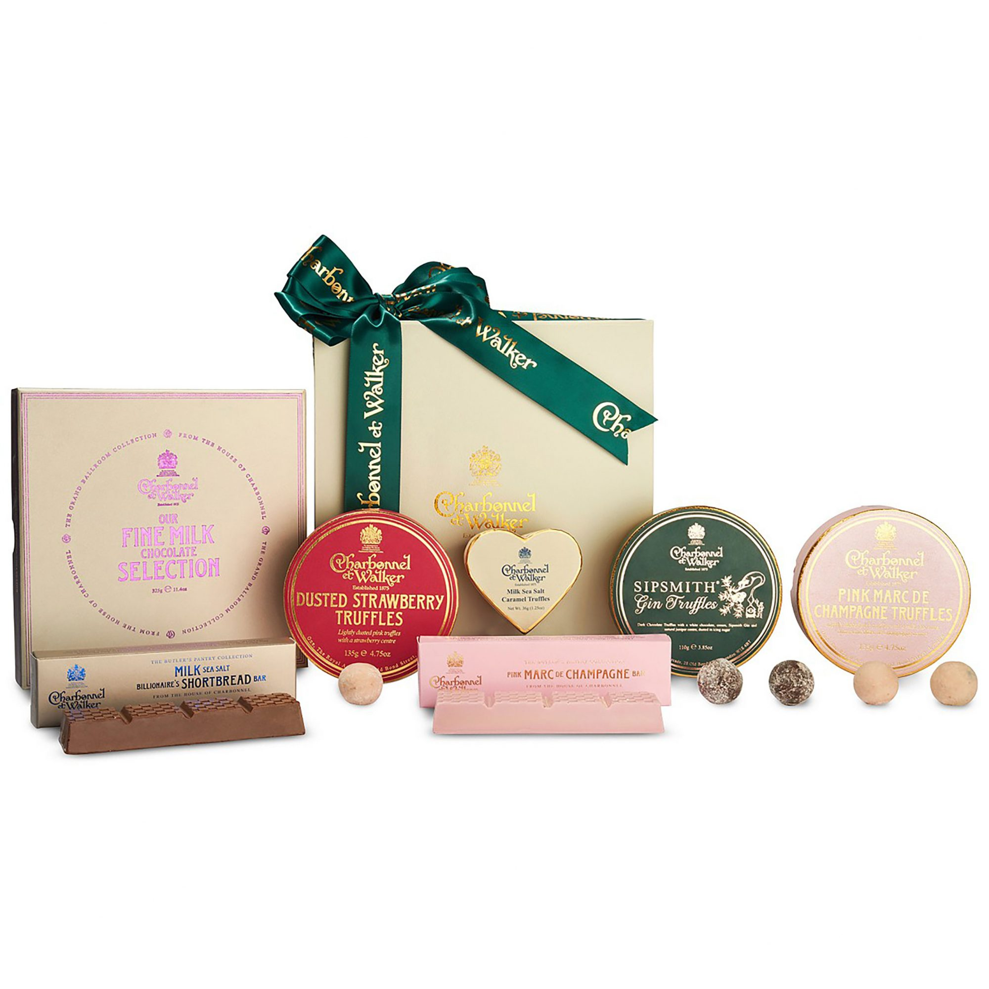 Charbonnel et Walker Truffle Gift Set