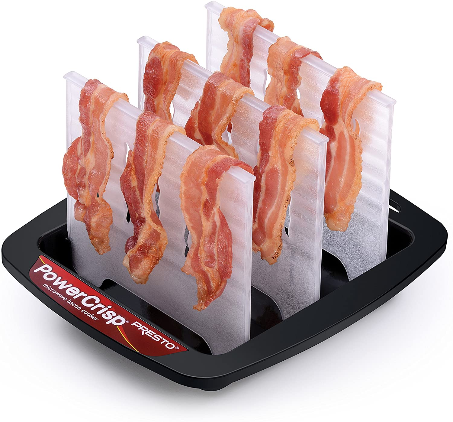 Make lots of bacon in minutes with this handy tool