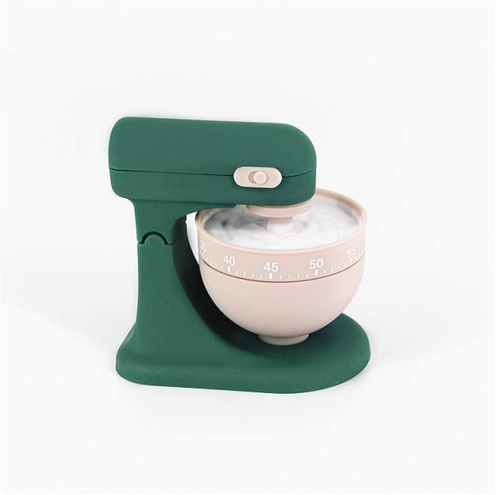 small kitchen timer that looks like a stand mixer