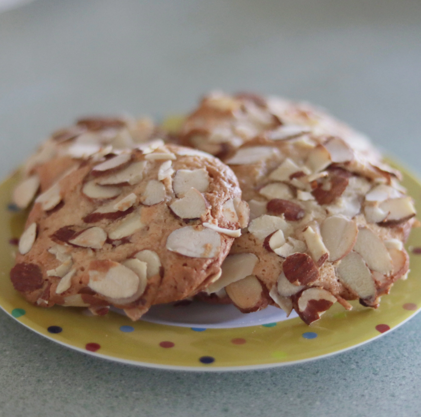 """""""Without a doubt the BEST chewy almond cookie I've found,"""" raves user Dutchmommy. """"My daughter and I thought we had tasted the best one in Europe on a recent trip but these are even better!"""""""