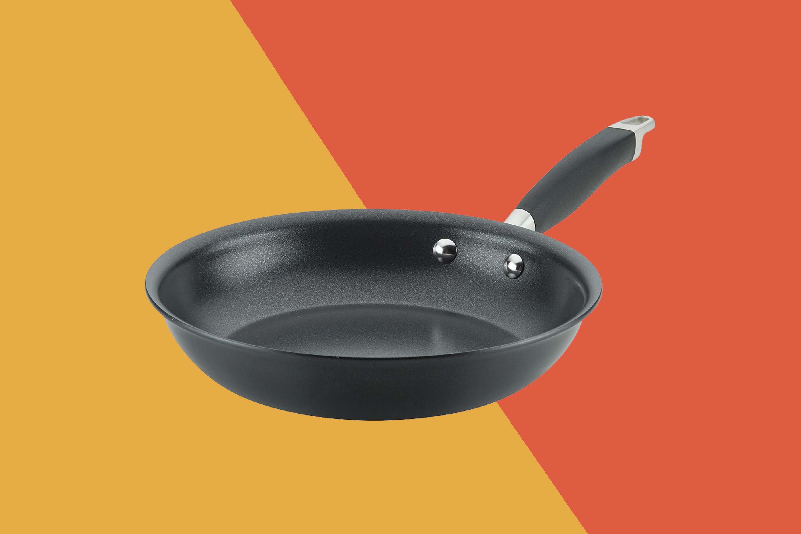 "Anolon Advanced Home Hard-Anodized Nonstick 10.25"" Skillet"