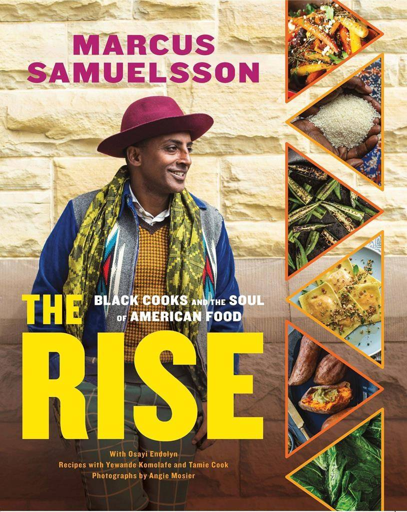 cover of The Rise: Black Cooks and the Soul of American Food