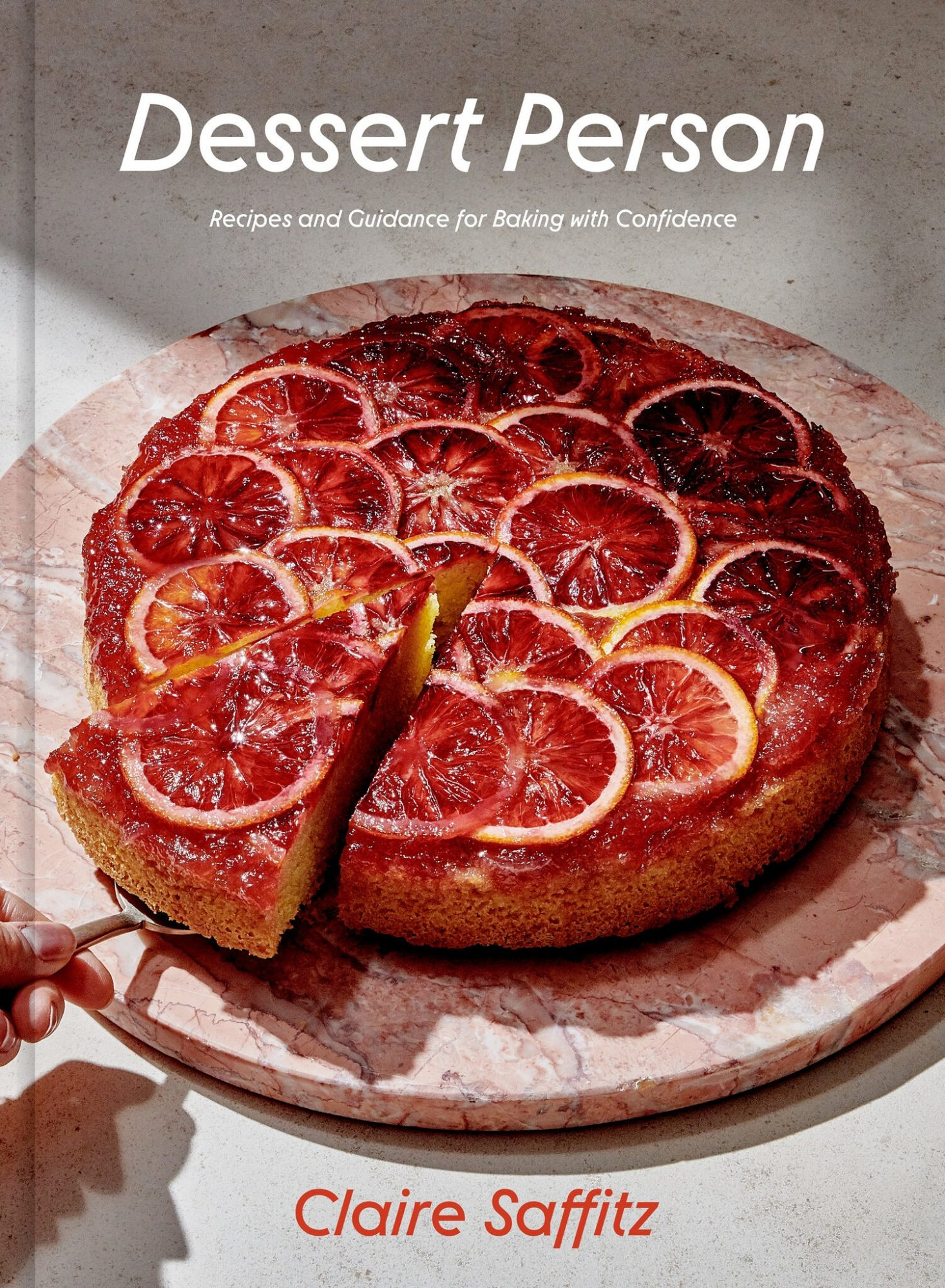 book cover for Dessert Person: Recipes and Guidance for Baking with Confidence