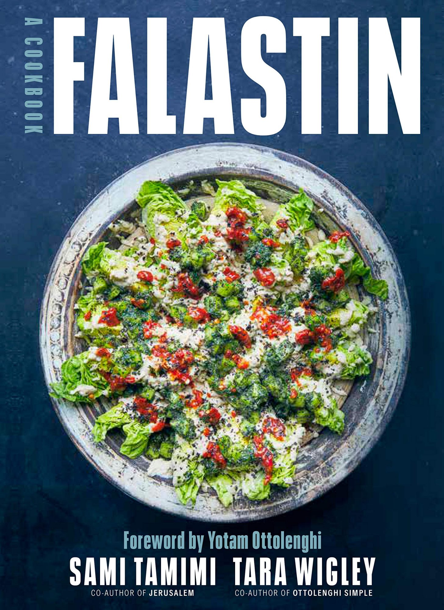 book cover for Falastin