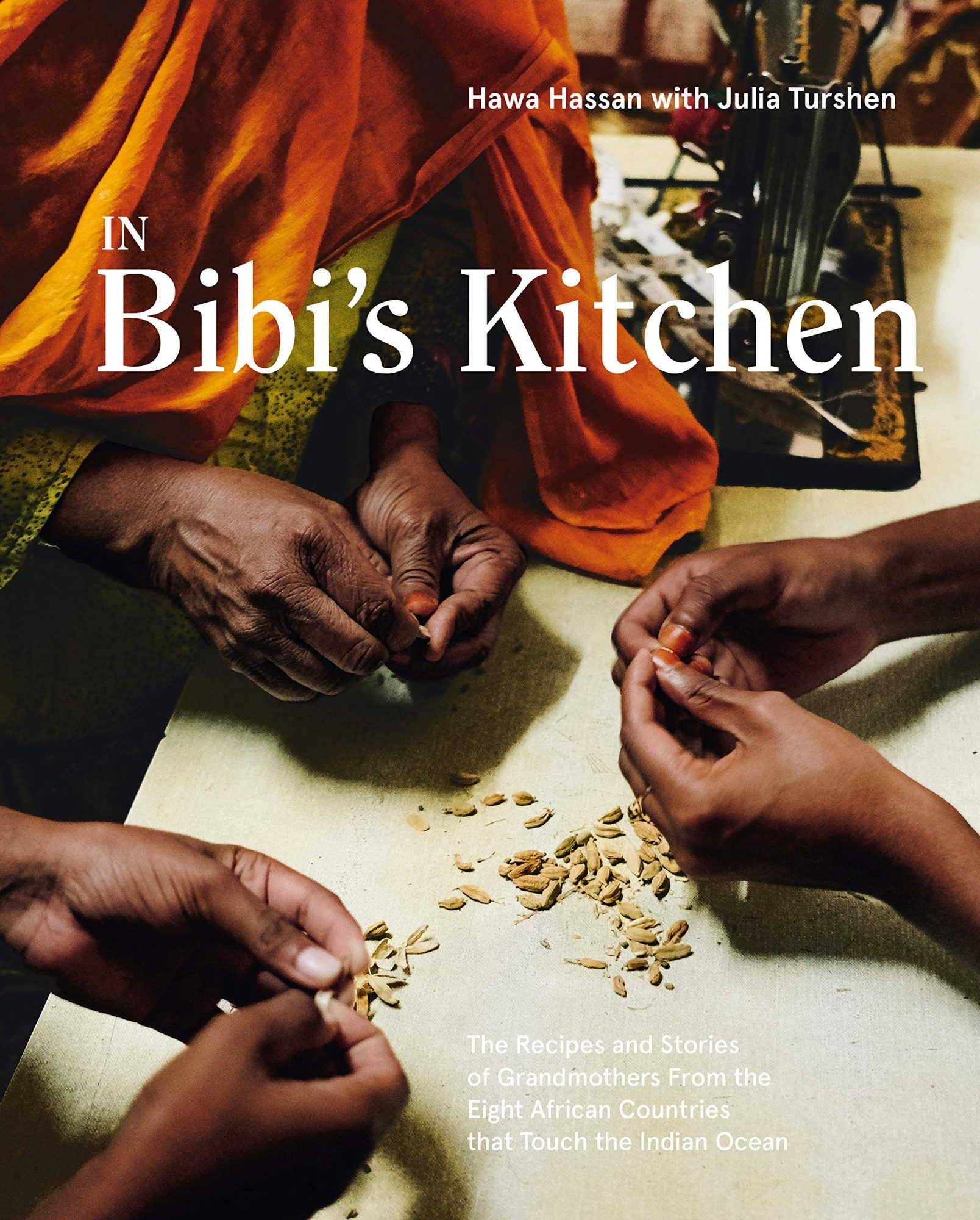 cover of In Bibi's Kitchen: The Recipes and Stories of Grandmothers from the Eight African Countries that Touch the Indian Ocean