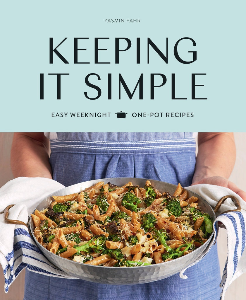cover of Keeping It Simple: Easy Weeknight One-Pot Recipes